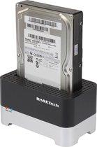 Basetech BT-DOCKING-01 USB 3.2 Gen 1 (USB 3.0) SATA 1 poort Harde schijf-dockingstation