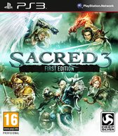 Sacred 3: First Edition - PS3