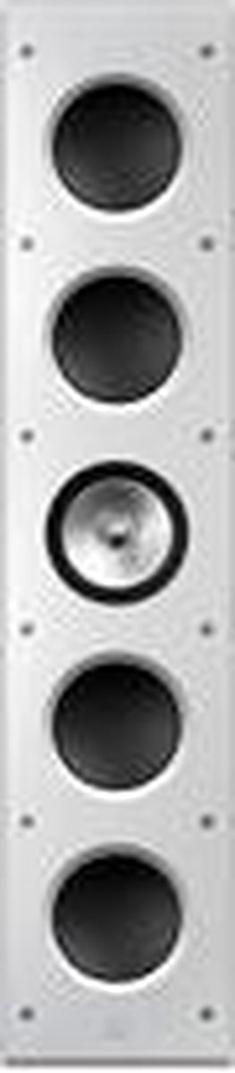 KEF Ci5160RL-THX Zilver luidspreker