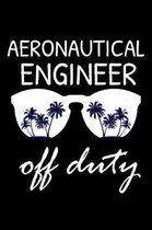 Aeronautical Engineer Off Duty
