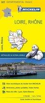 Michelin 327 Loire,Rhone