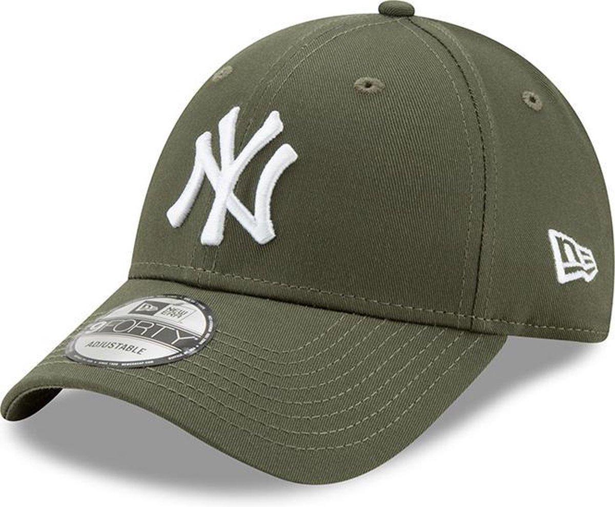 New Era - Cap 9Forty New York Yankees MLB - Green/White