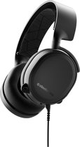 SteelSeries Arctis 3 -  2019 Edition - Gaming Headset - Zwart - PC