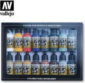 Airbrush verf set Vallejo - VAL 71174