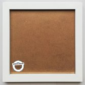 Homedecoration Victoria - Aluminium - fotolijst - Fotomaat - 70x140 cm - wit