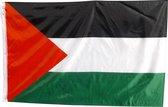 Trasal - vlag Palestina - palestijnse vlag - 150x90cm