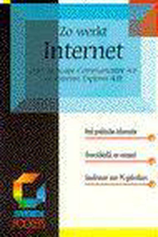 Zo werkt internet (netscape 4.0) - Auteur Onbekend |