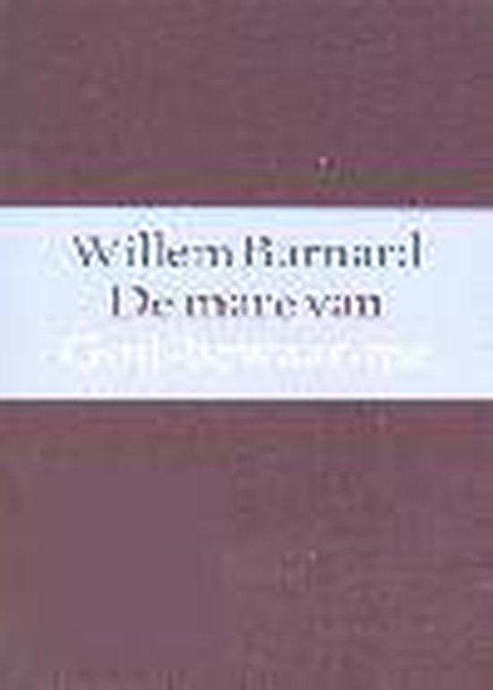Cover van het boek 'De mare van God-bewaar-me' van Willem Barnard