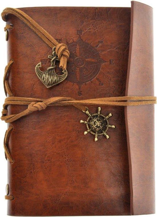 Afbeelding van Reisdagboek Leer Ideeen Reisjournaal Maken Boekje Kopen Travel Journal Leather
