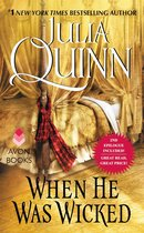 Boek cover When He Was Wicked van Julia Quinn (Onbekend)