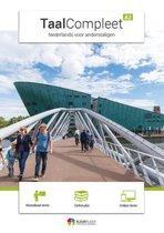 Boek cover TaalCompleet A2 Taalniveau A1 naar A2 van Karine Bloks-Jekel (Paperback)