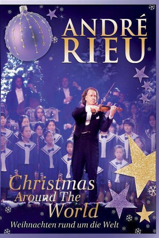 Cover van de film 'Andre Rieu - Christmas Around The World'