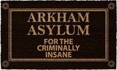 Batman - Deurmat - Arkham Asylum - 43 x 73