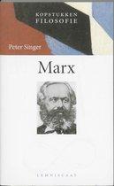 Boek cover Marx van Peter Singer (Paperback)