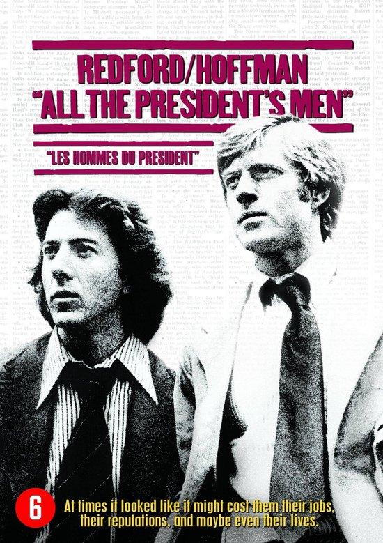 Cover van de film 'All The President's Men'