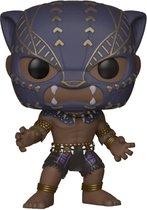 Funko Pop! Black Panther Black Panther Warrior Falls - #274 Verzamelfiguur