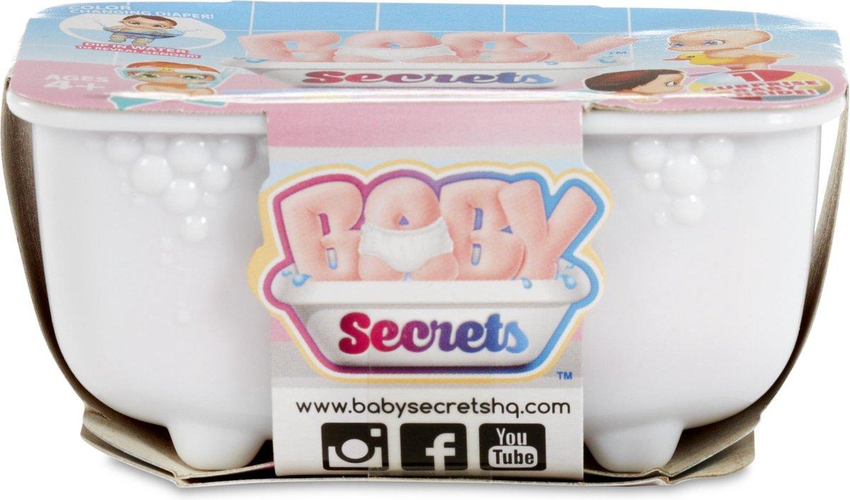 BABY Secrets Suprise Tub Series - Mini babypop