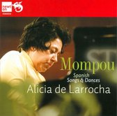 Mompou; Cancons I Danzas - Preludes