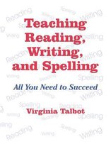Omslag Teaching Reading, Writing, and Spelling