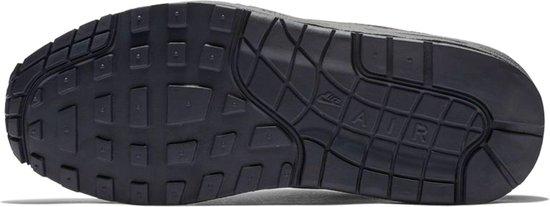 Nike Air Max 1 Premium  Sneakers - Maat 38 - Unisex - zwart/paars