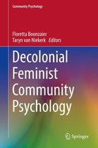 Decolonial Feminist Community Psychology