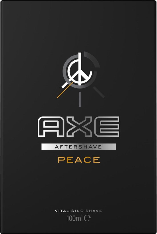 Axe Peace For Men - 100 ml - Aftershave - Axe