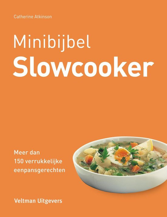 Minibijbel Slowcooker