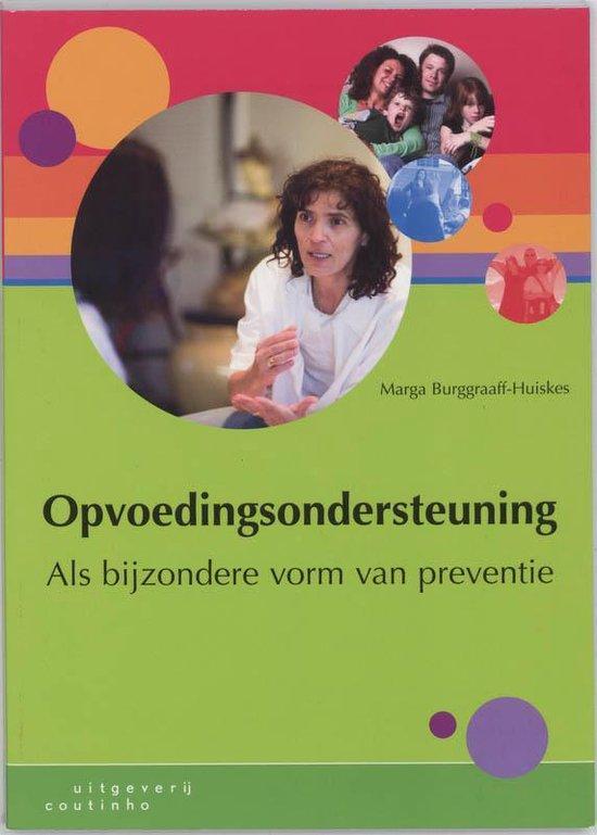 Cover van het boek 'Opvoedingsondersteuning als bijzondere vorm van preventie'