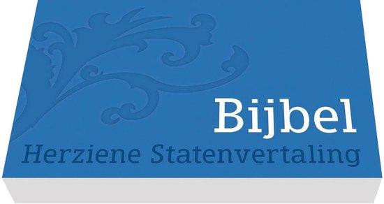 Bijbel : de herziene Statenvertaling - dwarsligger (compact formaat) - Stichting Hsv |
