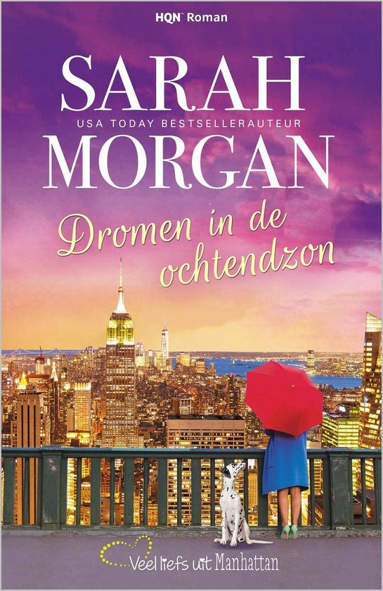 Dromen in de ochtendzon - Sarah Morgan  