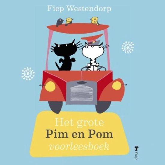 Boek cover Het grote Pim en Pom voorleesboek van Mies Bouhuys (Onbekend)