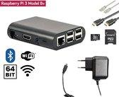 RaspberryPi 3Plus (2018) starter kit + Wi-Fi + Bluetooth + NOOBS Software Tool