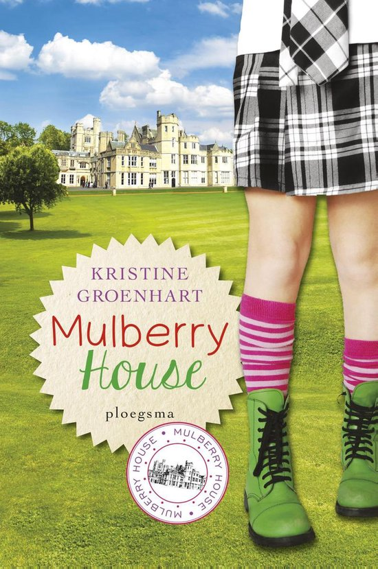 Mulberry house - Kristine Groenhart |