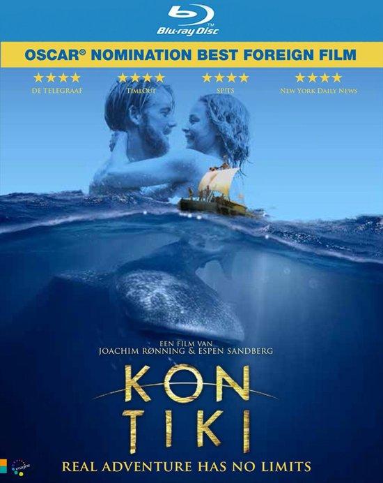 Cover van de film 'Kon Tiki'