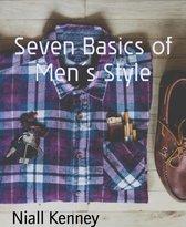 Boek cover Seven Basics of Men´s Style van Niall Kenney