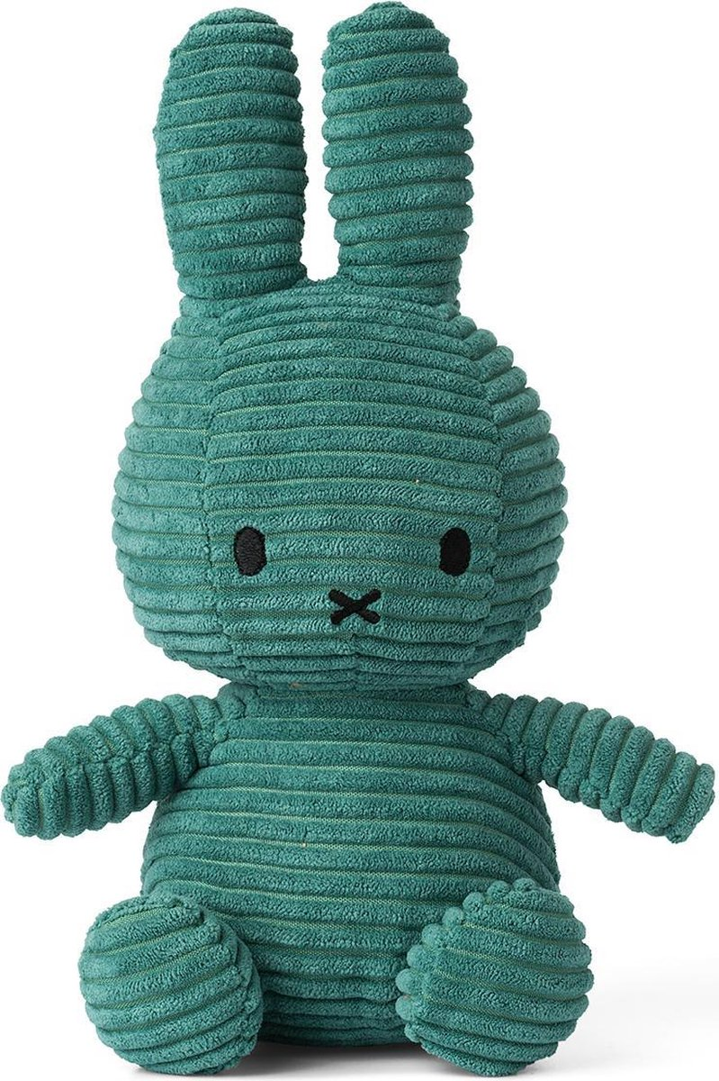 """""""nijntje Corduroy knuffel groen - 23 cm - 9,5"""""""""""""""