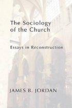 Omslag The Sociology of the Church