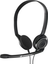 Sennheiser PC 8 - On-ear headset - Zwart