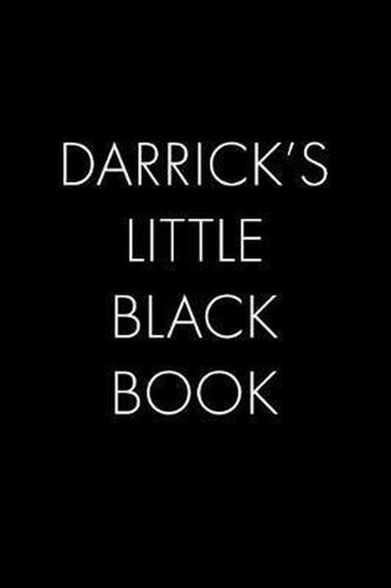 Darrick's Little Black Book