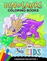 Dinosaurs Coloring Book for Kids