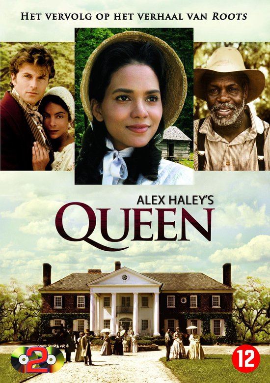 Cover van de film 'Alex Haley's Queen'