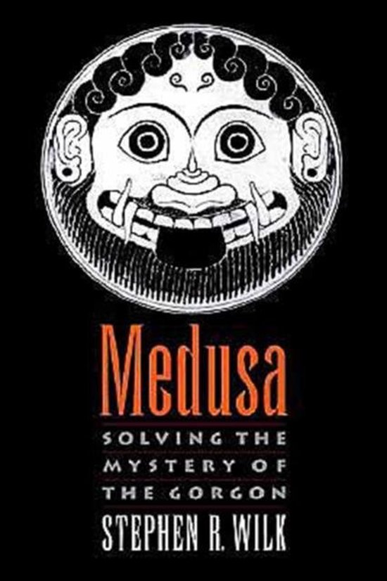 Boek cover Medusa van Stephen R. Wilk (Hardcover)