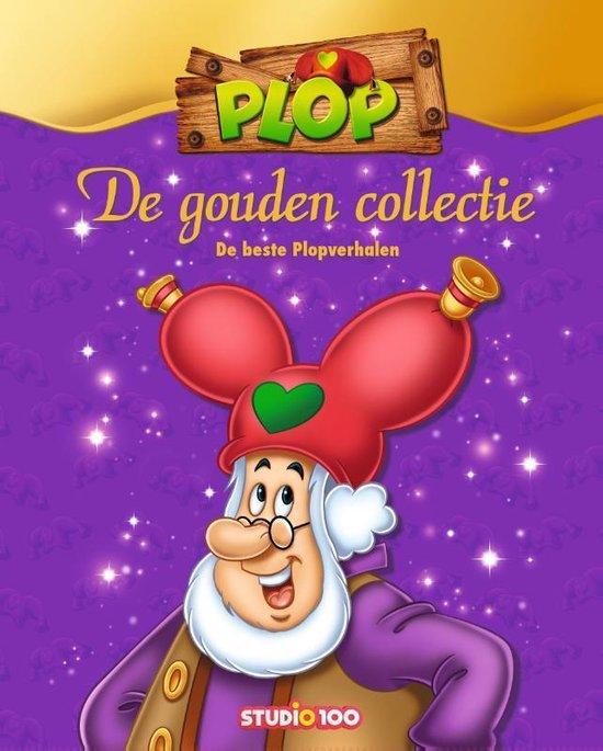 Boek cover Plop - De Gouden Collectie van kabouter Plop van Gert Verhulst (Hardcover)