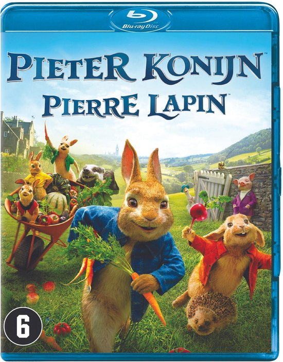 Pieter Konijn (Blu-ray)