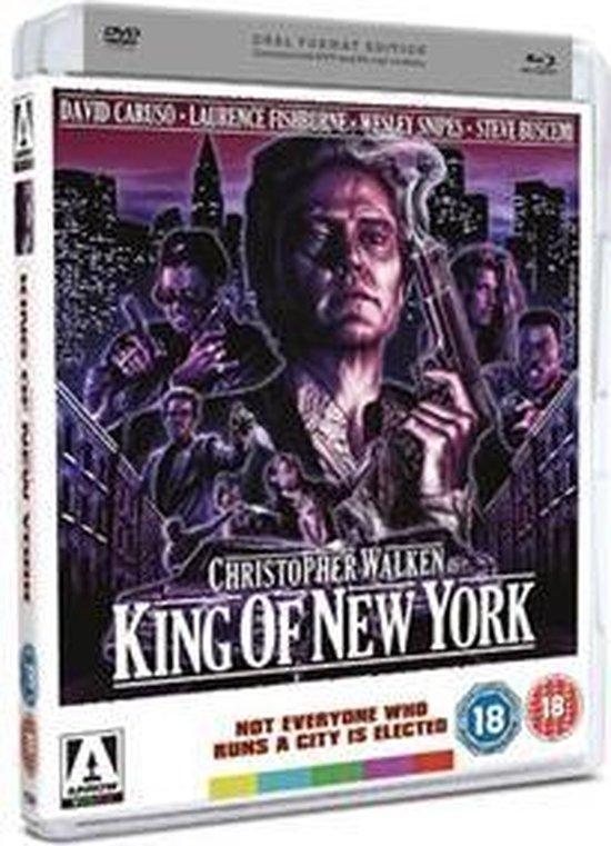 Cover van de film 'King Of New York'