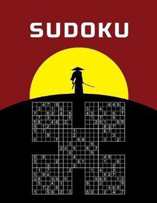 SUDOKU SAMOURA - Grand Format