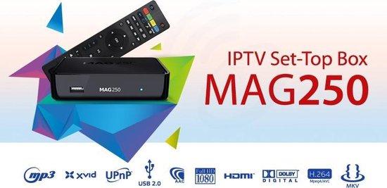 MAG 250 IPTV Set-Top Box