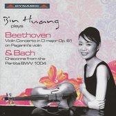 Bin Huang Plays Beethoven & Bach