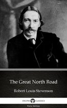 The Great North Road by Robert Louis Stevenson (Illustrated)