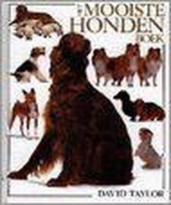 Mooiste hondenboek - David A. Taylor |